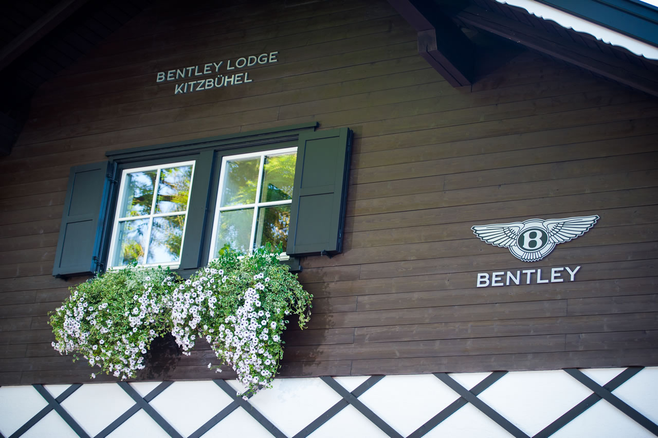 Bentley mountain lodge in Kitzbuhel (2)