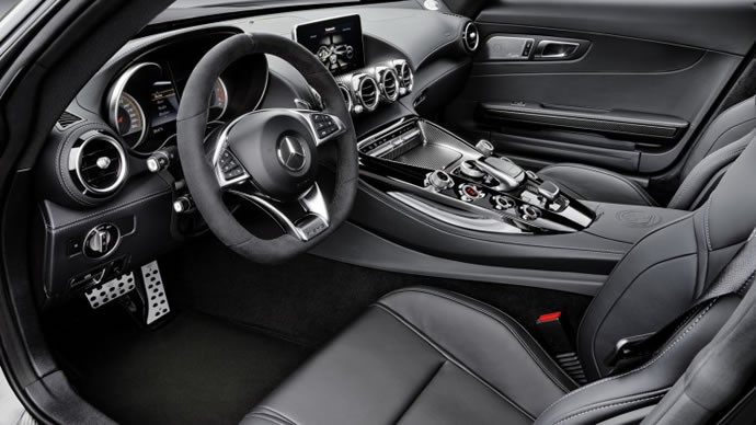 Brabus tunes Mercedes-AMG GT 3