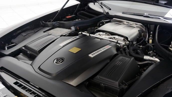 Brabus tunes Mercedes-AMG GT 4