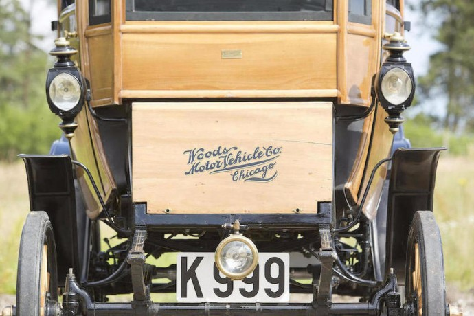 Century-old electric car 2