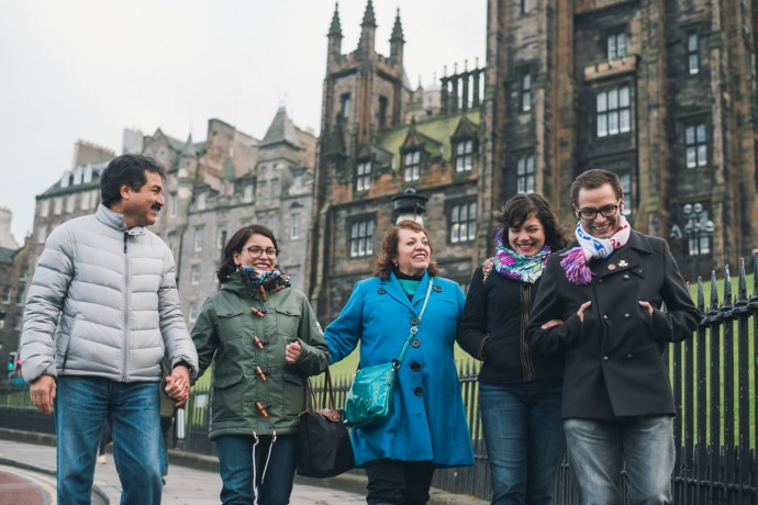 EDINBURGH_SerenaGenovese_family
