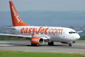 EasyJet changes flight course due to champagne cork