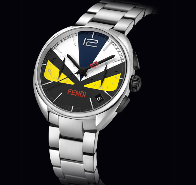 Fendi Bag Bugs make Momento Fendi watches   (3)