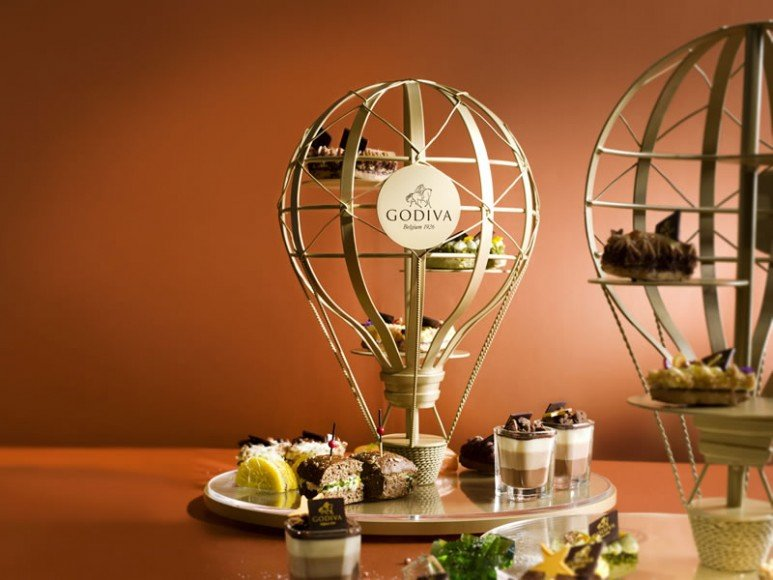 Godiva Sabl Afternoon Tea_H