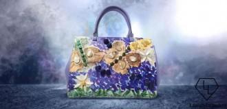 Gucci limited edition handbag-1