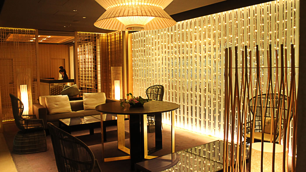 The Ritz-Carlton Kyoto lobby