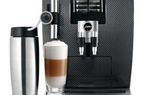 Jura J95 automatic coffee center 1