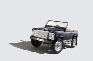 Land Rover's Defendor 1
