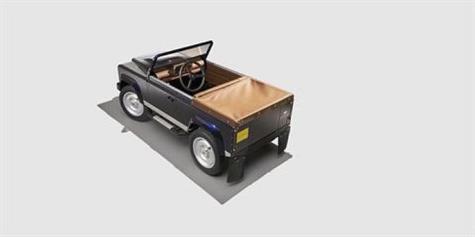 Land Rover's Defendor 2