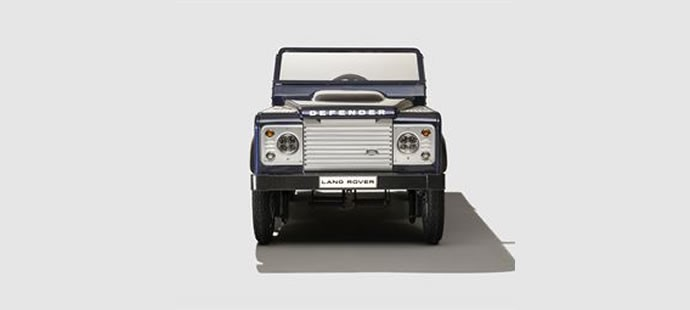 Land Rover's Defendor 3