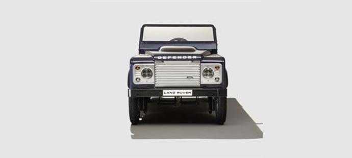 Land Rover's Defendor 3