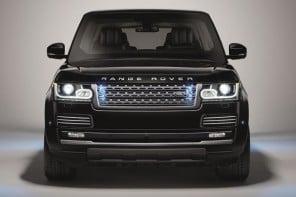 Land Rover unveils Range Rover Sentinel-1