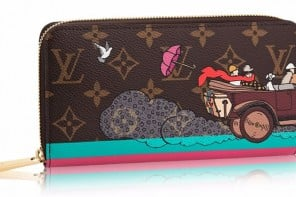 Louis Vuitton's wallets 1