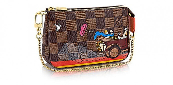 Louis Vuitton's wallets 3