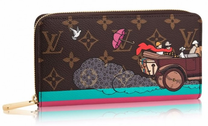 Louis Vuitton's wallets 4