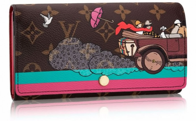 Louis Vuitton's wallets 6