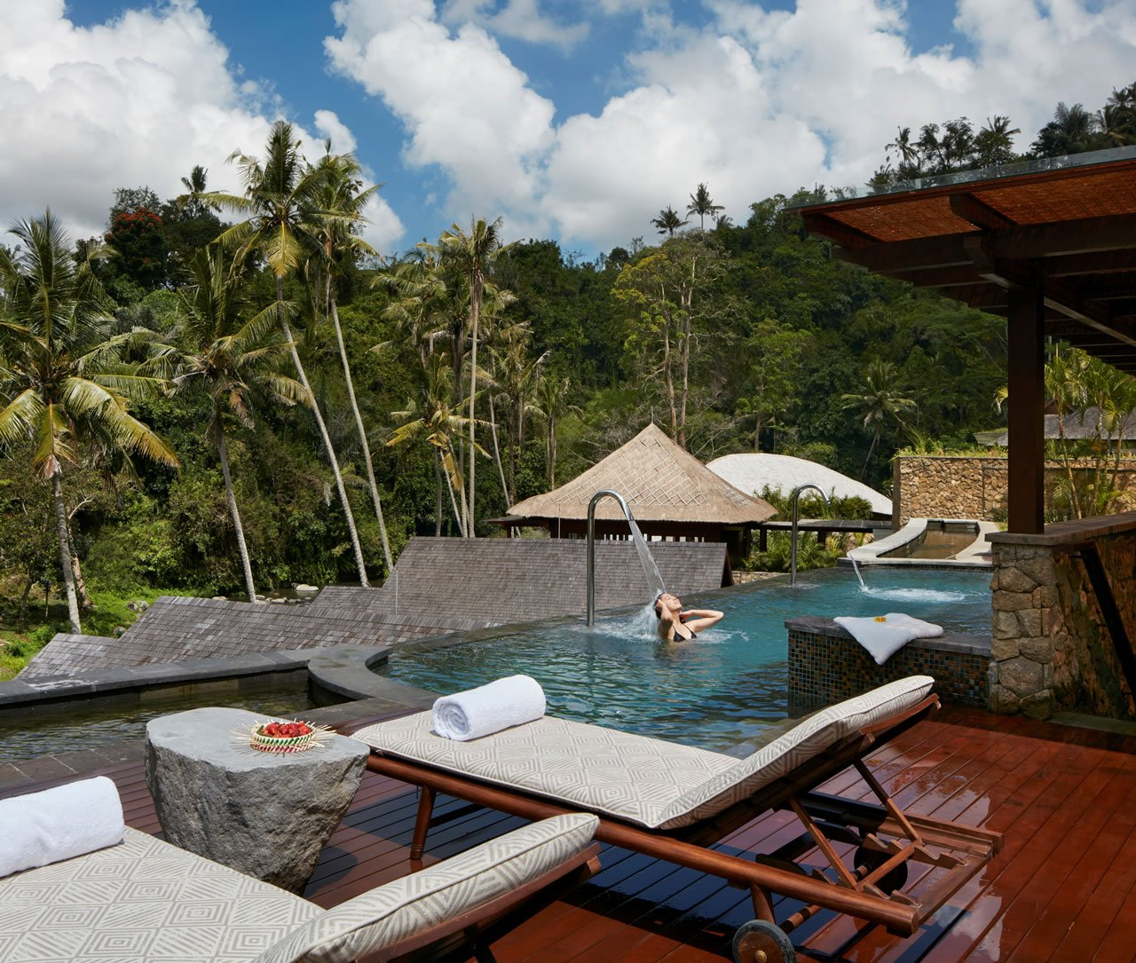 Taking Luxury To A Higher Pedestal Mandapa Ritz Carlton
