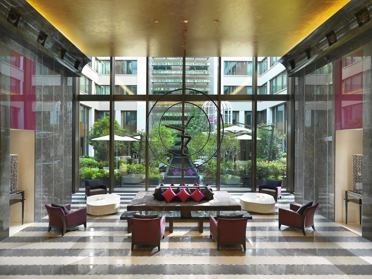 Mandarin Oriental paris-hotel-lobby