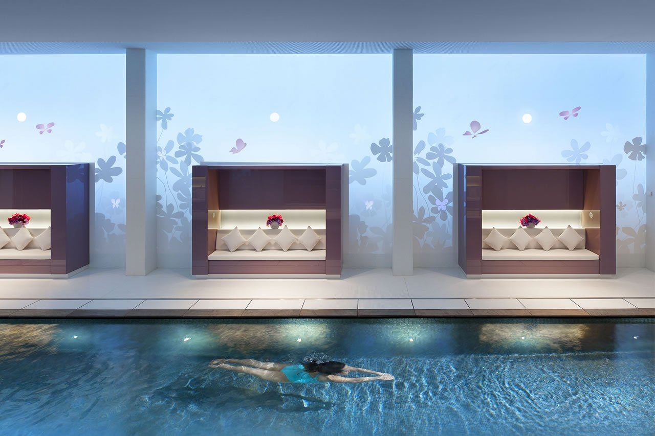 Mandarin Oriental paris-spa-pool