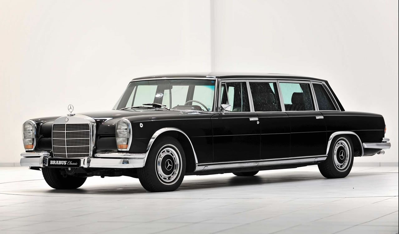 The 7 most iconic mercedes benz cars of all time for Mercedes benz cars