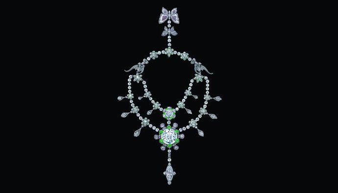 Behold a 200 million necklace the most expensive piece for Most expensive jewelry