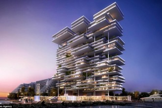 ONE at Palm Jumeirah in Dubai 1