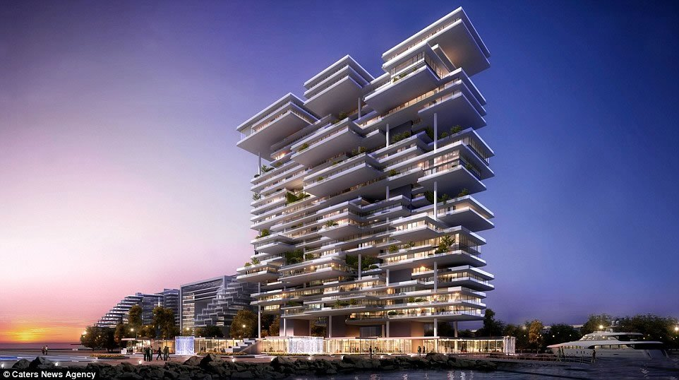 Inside Dubai S Priciest Apartment 49 Million Penthouse