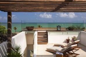 Oceanview Suite Rooftop Terrace