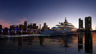 Pininfarina and Fincantieri Yachts 1