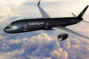 Robb Report Unveils Global Private-Jet Excursion 1