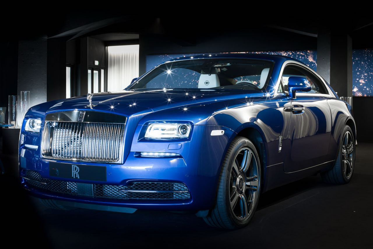 Rolls Royce Celebrates The Italian Seaside With The Limited Edition