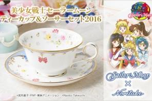 Sailor Moon girls Noritake tableware 1