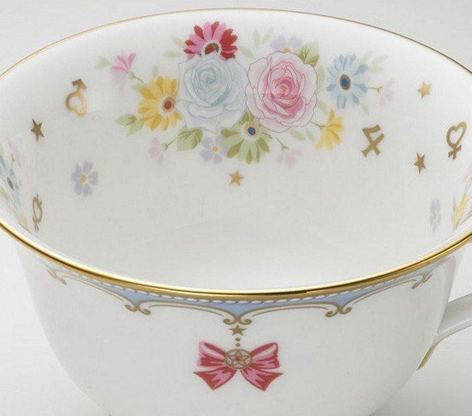 Sailor Moon girls Noritake tableware 5