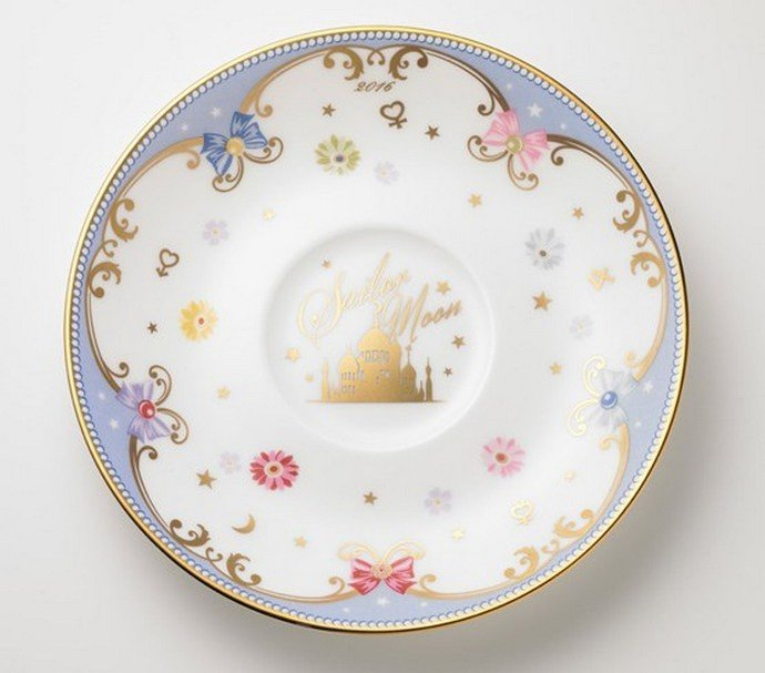 Sailor Moon girls Noritake tableware 6