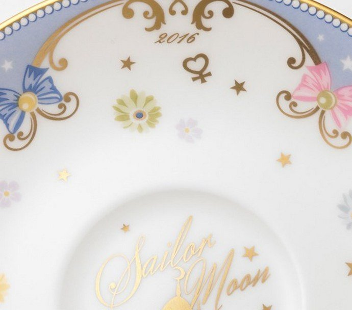 Sailor Moon girls Noritake tableware 7