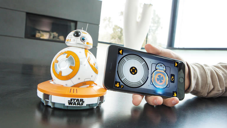 Sphero BB-8 Star Wars toy 4