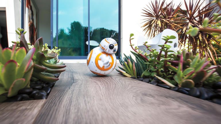 Sphero BB-8 Star Wars toy 6