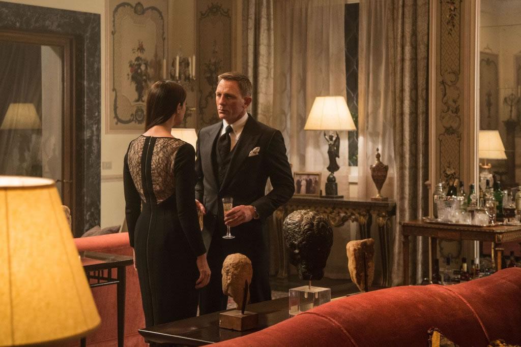 Tom Ford Suit for James Bond Film 6