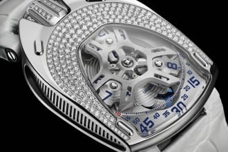 Urwerk UR-106 Lotus Is First Women Watch 3