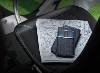 Vertu teases New Signature Touch 1