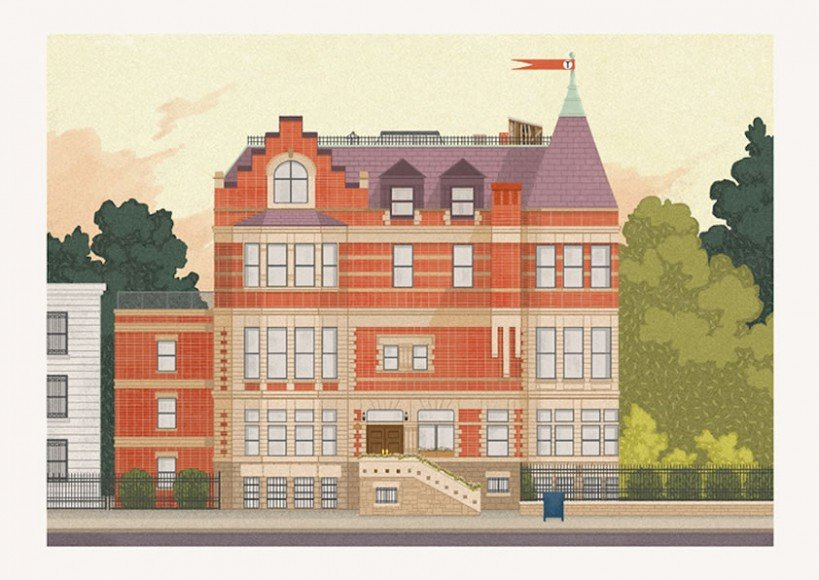 Wes Anderson postcards-10