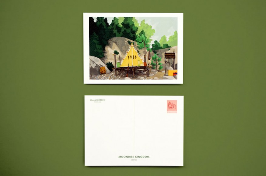 Wes Anderson postcards-11
