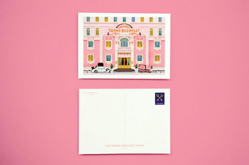 Wes Anderson postcards-2