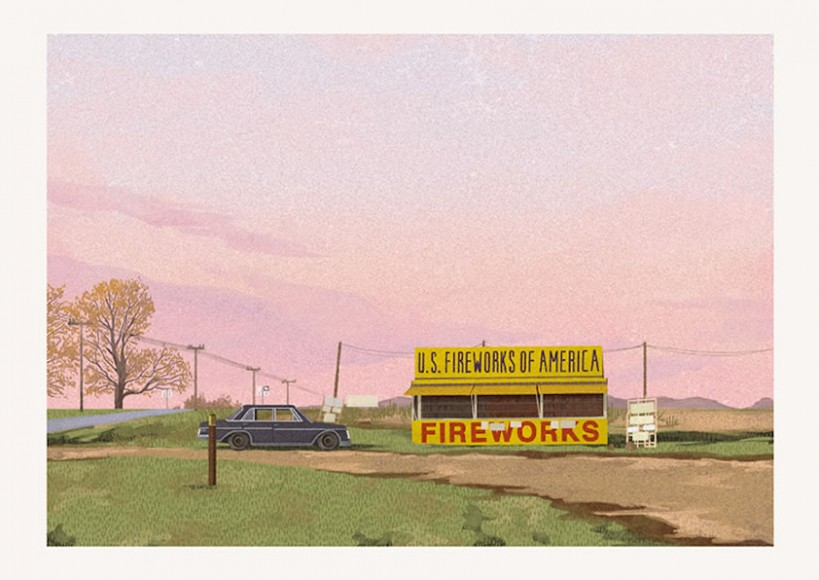 Wes Anderson postcards-4
