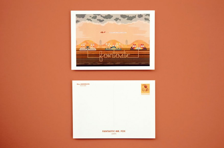 Wes Anderson postcards-7