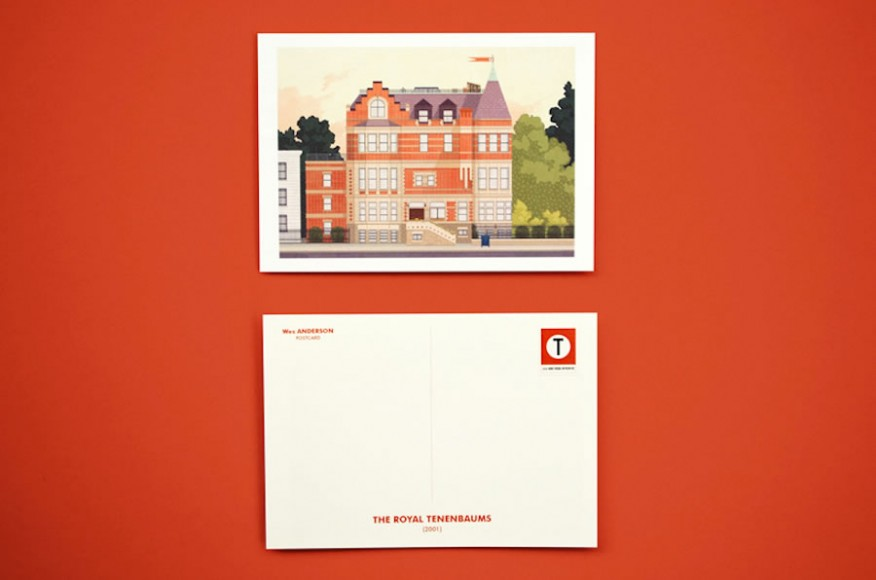 Wes Anderson postcards-9