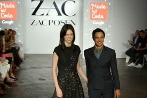 Zac Posen and Google LED dress-1