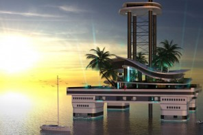biggest, baddest mega yacht 1