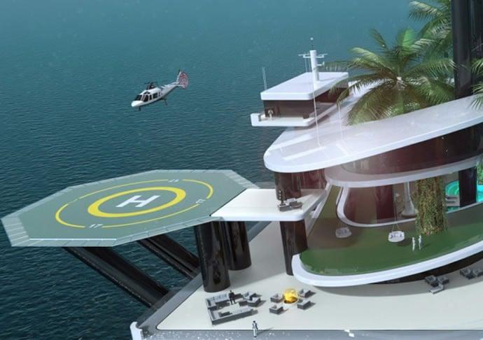 biggest, baddest mega yacht 6