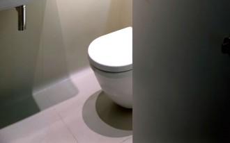 hi-tech toilet museum in Japan